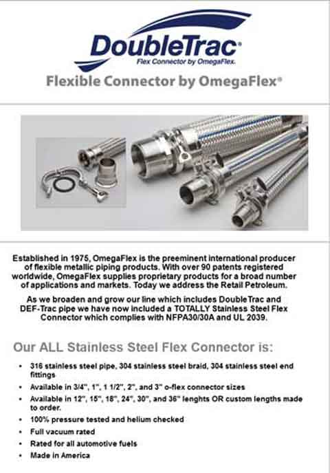 Omega Flex DoubleTrac Emarketing Email